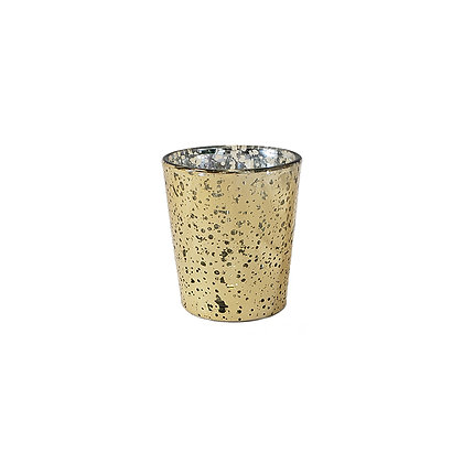 Mercury Gold Votive