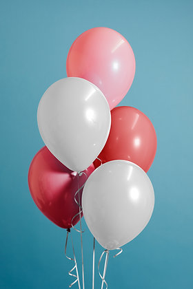 Helium Tank - 34cf (~65 Balloons)