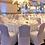 Thumbnail: White Banquet Chair Covers