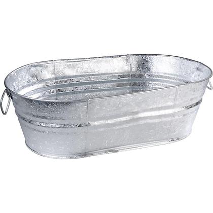 16 Gal. Aluminum Drink Tub