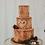 """Thumbnail: Vintage Metal Cake Stand 16"""""""