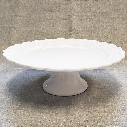 White China Cake Stand #3
