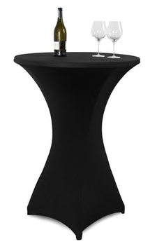 Cocktail Table Spandex Black.png