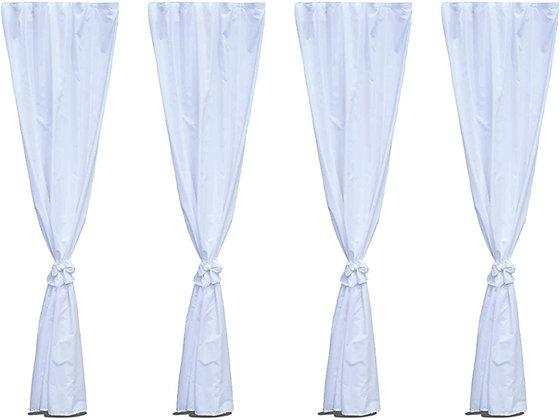 Tent Leg Drape Set