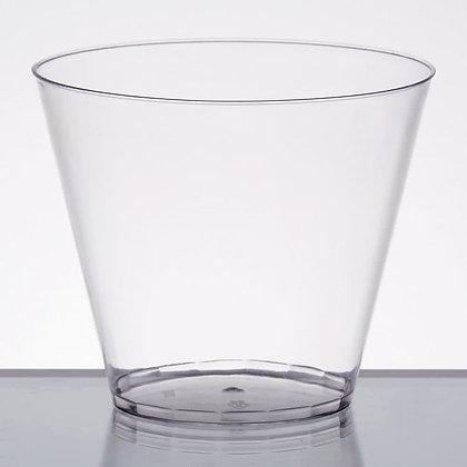 Plastic Glassware - 9 oz. [20 Pack]
