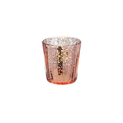 Mercury Rose Gold Votive