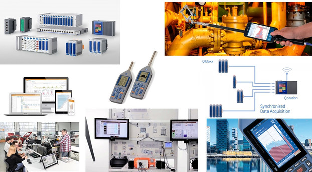 MASS Products and Services - DAQ, Noise and Vibration