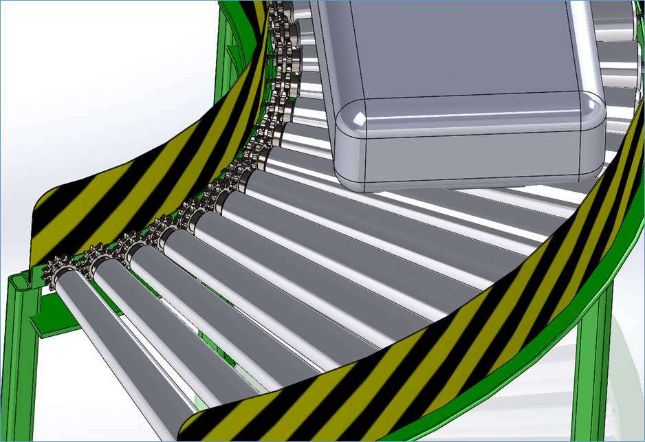 Curved Conveyor Design