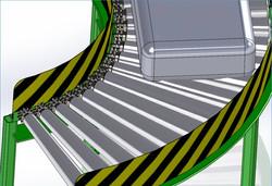 Curved Conveyor Design