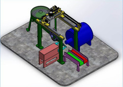 Machine Automation - Design and Fabrication