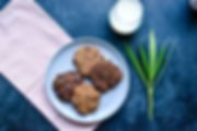 Cookies Végan Max de Génie