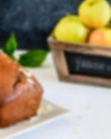 Recette Cake aux pommes et amandes Max de Genie