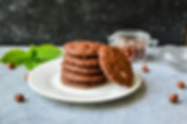 Cookies Choco-Noisettes Max de Genie