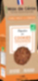 Préparation bio pour cookies choco noise