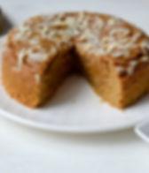 Moelleux aux amande façon gâteau des roi