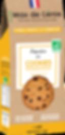 Préparation bio pour cookies Max de Géni