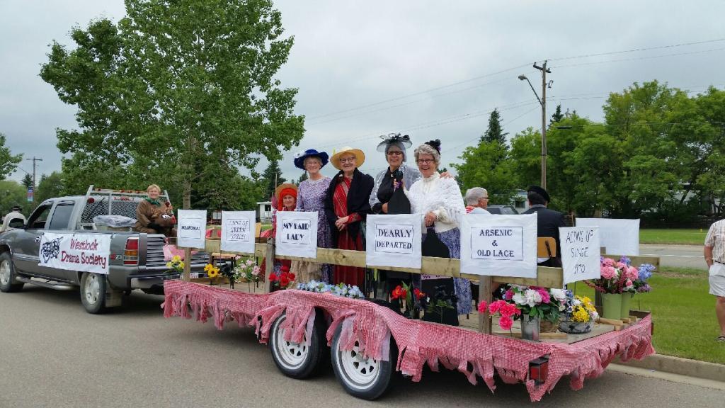 Westlock Ag Society Parade