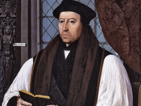 Learning from Church History: Thomas Cranmer