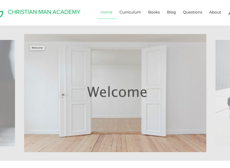 Christian Man Academy