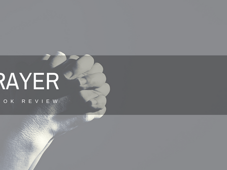Prayer - Book Review