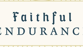 Book Recommendation: Faithful Endurance: The Joy of Shepherding People for a Lifetime.