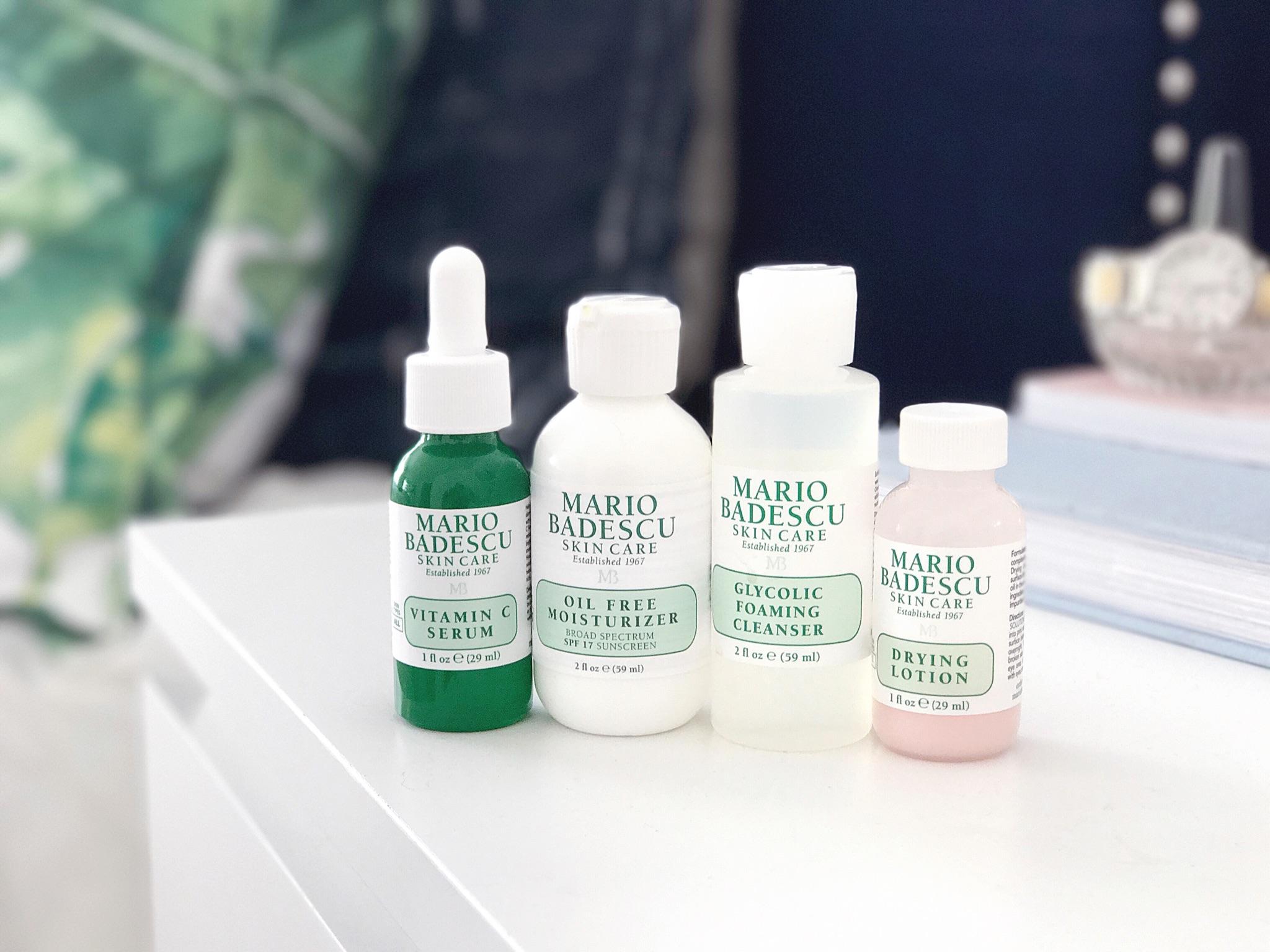 Mario Badescu Bridal Skin Care Routine