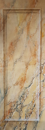 Sienna yellow marble