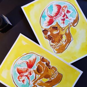 Mais qu'est ce que t'as dans le crâne ? 3 et 4