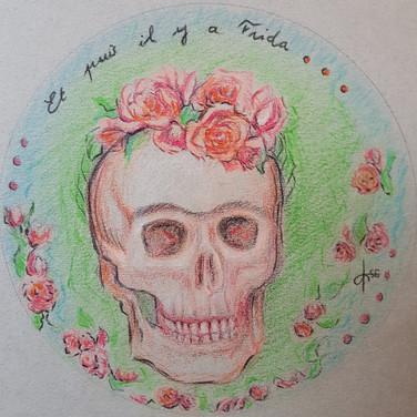 Et puis il y a Frida...