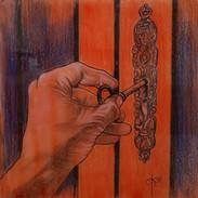 Trouver la clé - Carré dessiné 19
