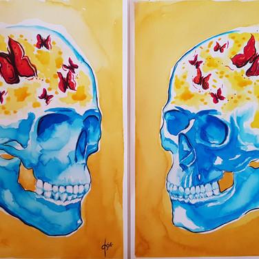 Mais qu'est ce que t'as dans le crâne ? 1 et 2