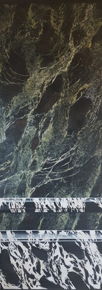 Sea Green and Grand Antique marble