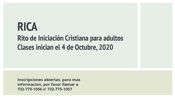 RICA_Rito_de_Iniciación_Cristiana_para_