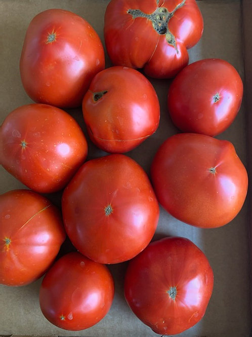 Tomatoes Quart Box