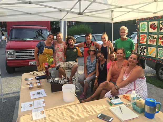 Some of our lovely vendors