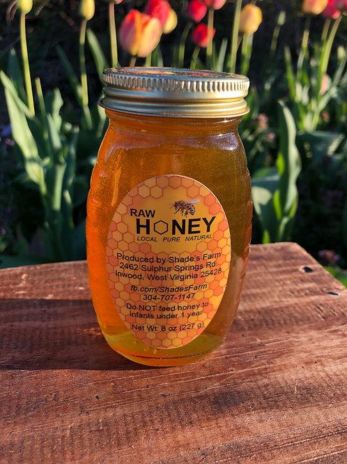 Shade's Farm Honey 1/2 Pound