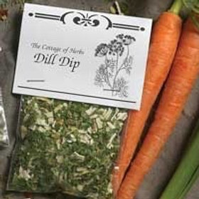 Dill Dip ~ The Cottage of Herbs