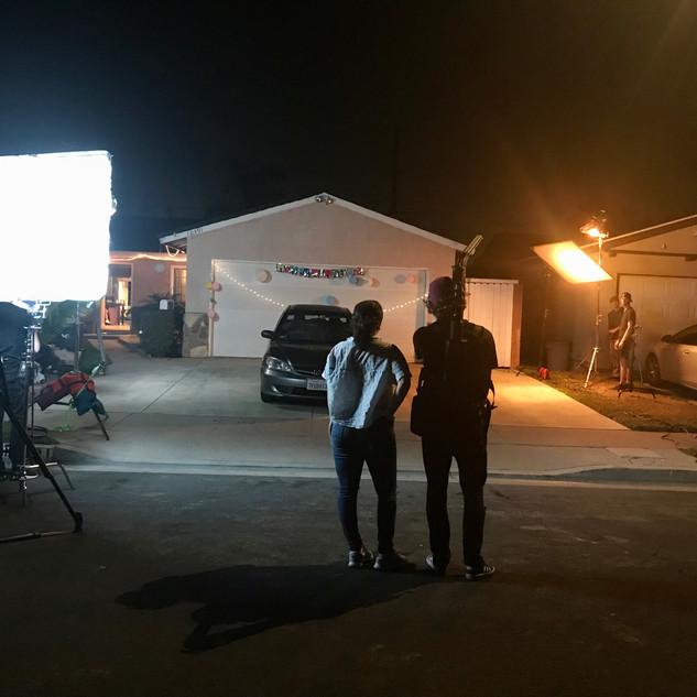 DIRECTOR & CINEMATOGRAPHER