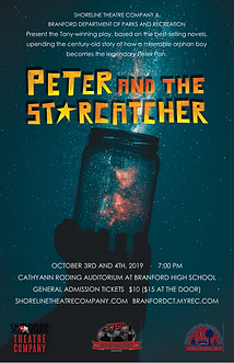 Peter and the Starcatcher -2019
