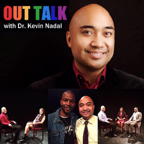 Out Talk with Dr. Kevin Nadal