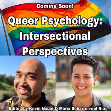 Queer Psychology: Intersectional Perspectives