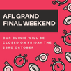 AFL Grand Final Weekend