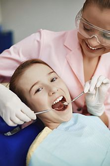 Children Dentist Blackburn Dr Ellie