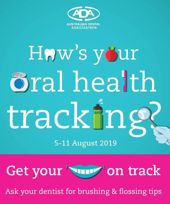 It's Dental Health Week