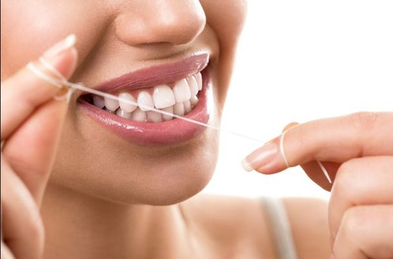 Importance of flossing: