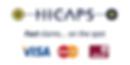 hicaps, visa card, master card, EFTPOS, American Express