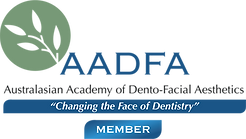 AADFA Australasian Academy of Dento-Facial Aesthetics Member
