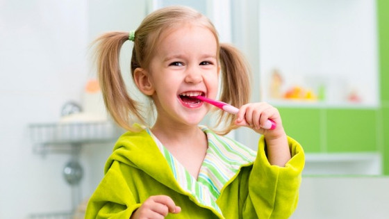 How to get your child to brush their teeth!
