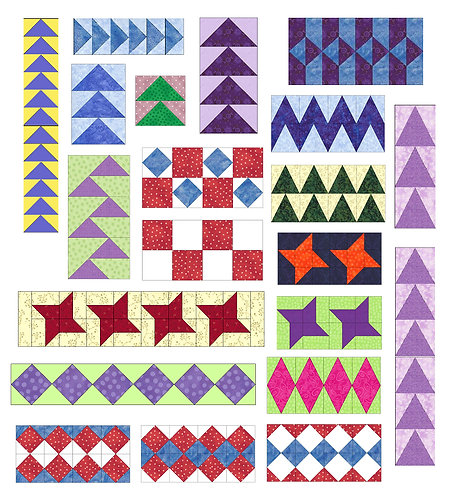 Once Upon a Story Filler Blocks
