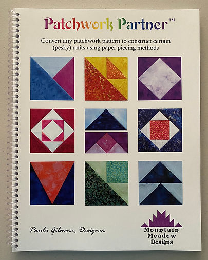 Cover of Patchwork Partner book